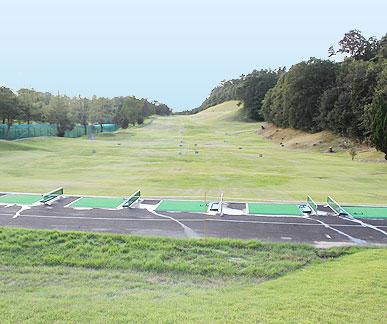 ゴルフ練習場 ゴルフレンジ400
