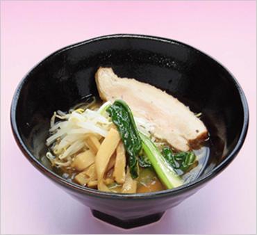 自家製チャ-シュー麺